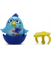 Цыпленок с кольцом DigiBirds голубой 88280-5