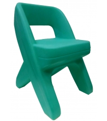 Детский стульчик Family F-300G зеленый