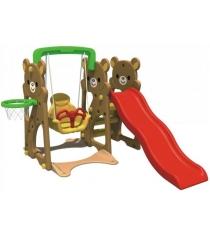 Игровая площадка Family Медвежата F-774