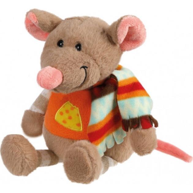 Мышь Рокфор в кофте 24см Fluffy Family 681632