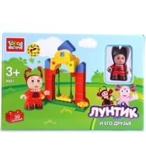 Детский конструктор Город Мастеров Лунтик и его друзья Мила BB-8883-R...