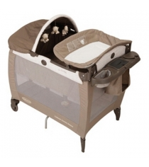 Кровать манеж Graco Counter Electra Deluxe