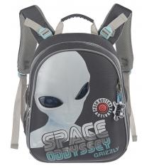Школьный рюкзак Grizzly RA-542-2