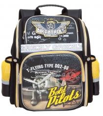 Школьный рюкзак Grizzly RA-677-4