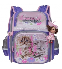 Школьный рюкзак Grizzly RA-776-3
