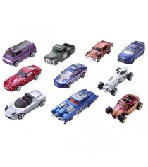 Подарочный набор из 10 машинок в ассортименте Hot Wheels 54886...