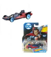 Машинки персонажей DC Человек из стали Hot Wheels FDB31...