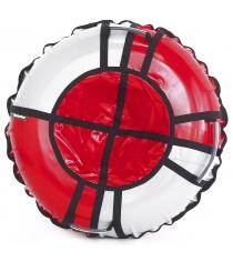 Тюбинг Hubster Sport Pro красный серый 120 см