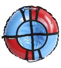 Тюбинг Hubster Sport Pro красный синий 120 см
