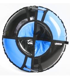 Тюбинг Hubster Sport Pro черный синий 120 см