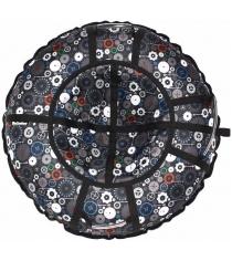 Тюбинг Hubster Люкс Pro Техно 120 см