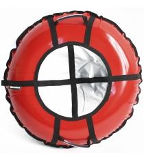 Тюбинг Hubster Ринг Pro красный серый 120 см