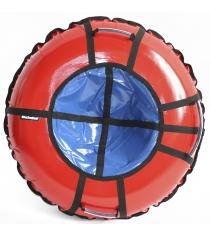 Тюбинг Hubster Ринг Pro красный синий 120 см