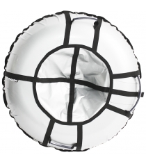 Тюбинг Hubster Ринг Pro серый 120 см