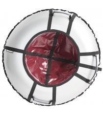 Тюбинг Hubster Ринг Pro серый бордовый 120 см