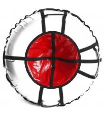 Тюбинг Hubster Ринг Pro серый красный 120 см