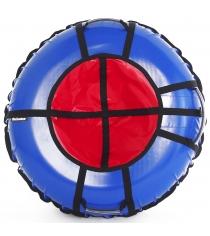 Тюбинг Hubster Ринг Pro синий красный 120 см