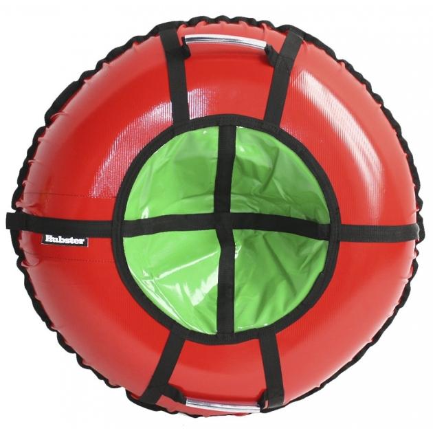 Тюбинг Hubster Ринг Pro красный зеленый 120 см