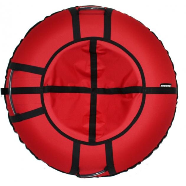 Тюбинг Hubster Хайп красный 80 см