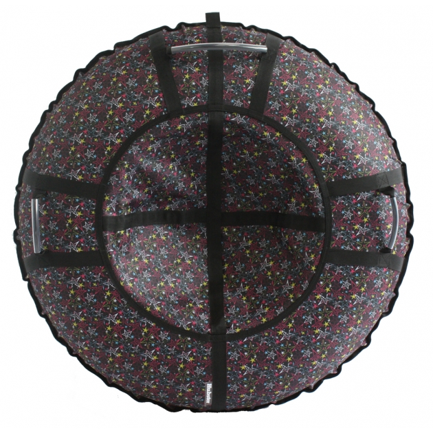 Тюбинг Hubster Люкс Pro Звездопад 110 см
