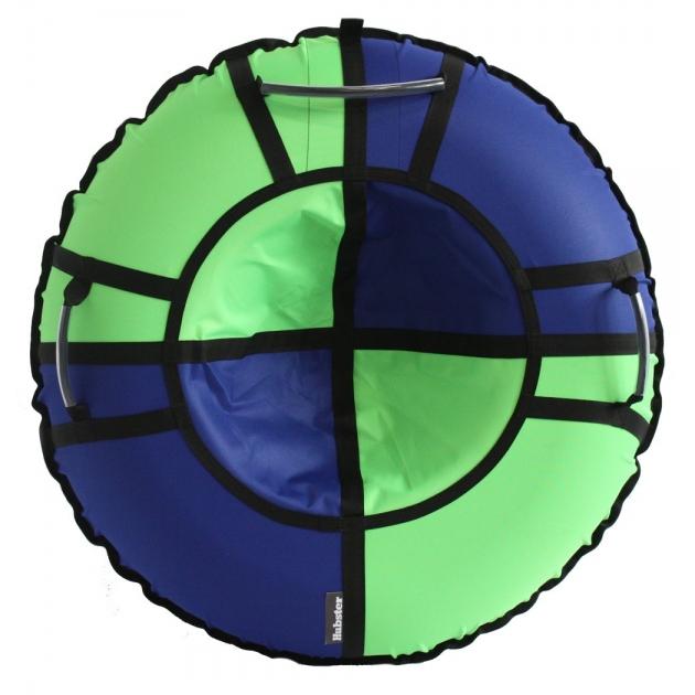 Тюбинг Hubster Хайп синий салатовый 120 см