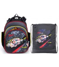 Ранец с наполнением Hummingbird Kids - TK23 - Super Sonic