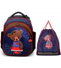 Рюкзак Hummingbird Kids - TK32 - Cocoa Teddy