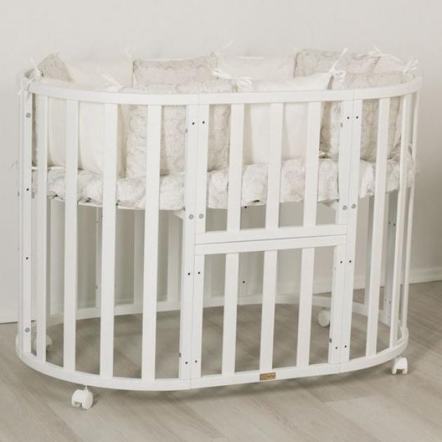Кровать Incanto Uoma Da Vinci 10 в 1 белый