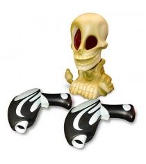 Тир проекционный Johnny the Skull Джонни-Черепок с 2-мя бластерами 0669-2