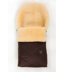 Зимний меховой конверт Kaiser Dublas brown 65103635