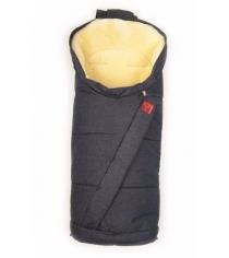Зимний меховой конверт Kaiser Coosy jeans 6721650