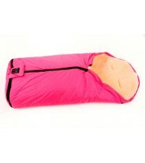 Меховой конверт Kaiser Iglu Aktion Pink розовый 3435