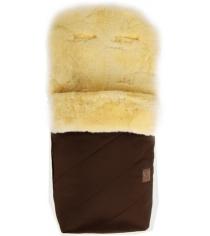 Меховой конверт Kaiser Paat Braun коричневый 3468