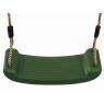 Качели лодочка зеленый