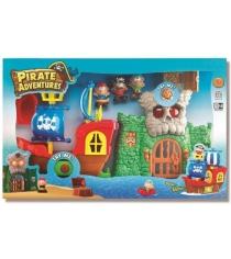 Игровой набор Keenway Пиратские приключения 10774