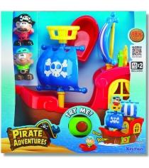 Игровой набор Keenway Приключения пиратов 10775KW