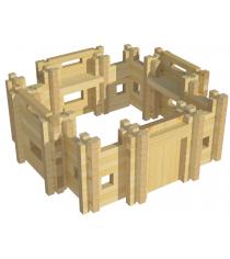 Конструктор Лесовичок Крепость №1 набор из 280 деталей les 017