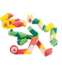 Игра змейка Mapacha животные в дисплее 76699