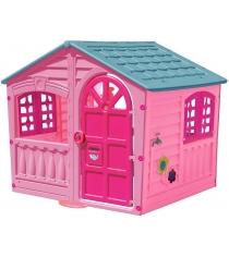 Домик marian plast 360 розовый