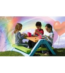 Детский столик для улицы складной для пикника 376 Marian Plast (мариан пласт)...