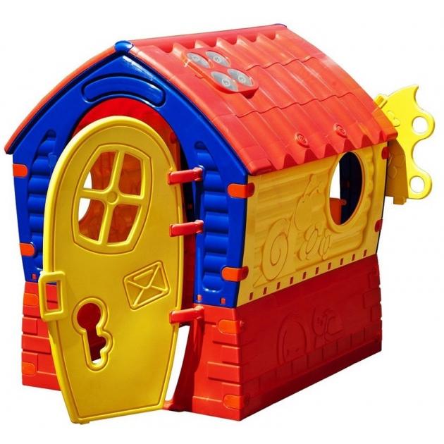 Детский домик Marian Plast Лилипут 680