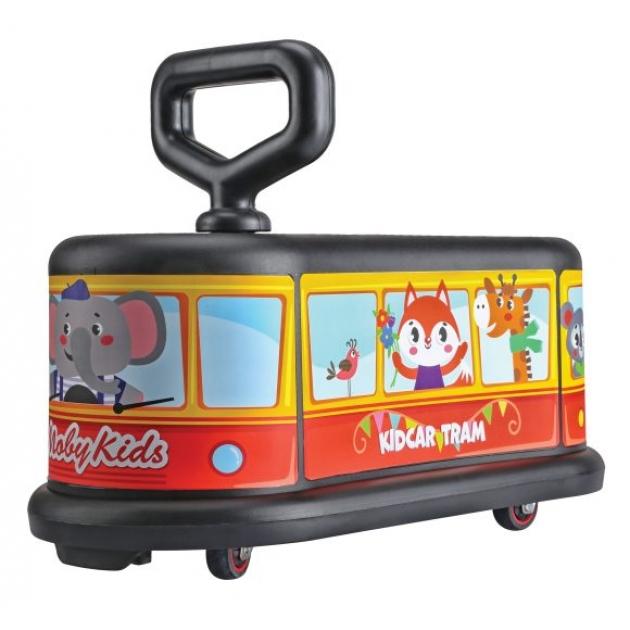 Каталка Moby Kids KidCar автобус