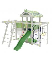 Детский домашний игровой комплекс чердак ДК2Б Бирюзовый