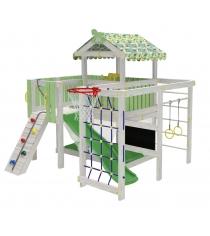 Детский домашний игровой комплекс чердак ДК3Б Бирюзовый