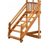 Лестница для спортивного городка Р921 Можга красная звезда