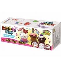 Чудо глина для лепки Angel Clay Mini Cup Cake АА04021