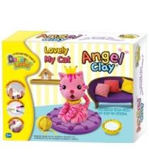Чудо глина для лепки Angel Clay Lovely my cat AA07021
