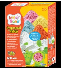 Набор для творчества Angel Sand Розовый 0,6 с формочками MA07014x...