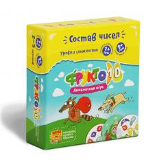 Логическая игра Банда Умников фрукто 10 УМ002