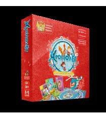 Логическая игра Банда Умников хронолёт УМ072